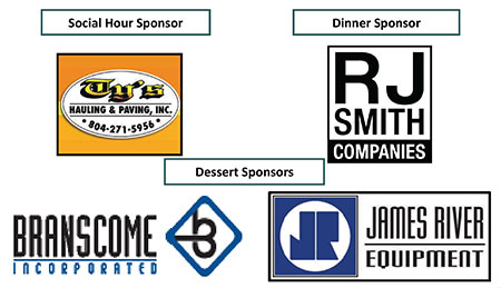 Sincere Appreciation to our March Meeting Sponsors